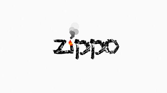 Affected logos - Zippo
