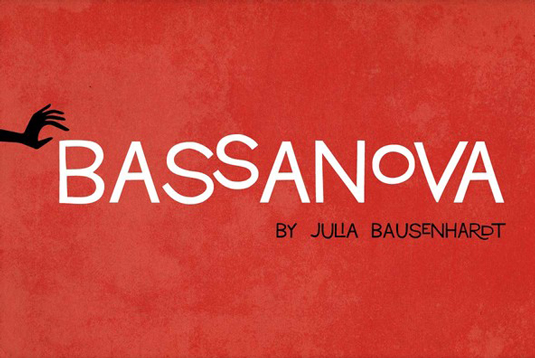 Bassanova font