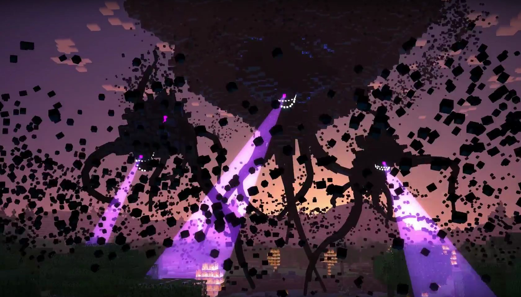 Minecraft Story Mode Drops The Wither Storm Finale