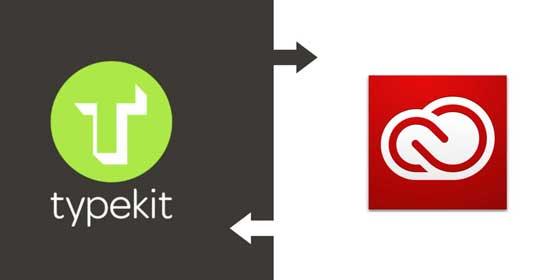 Adobe InDesign CC: Typekit