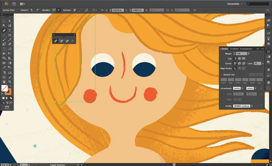 Adobe Illustrator for beginners