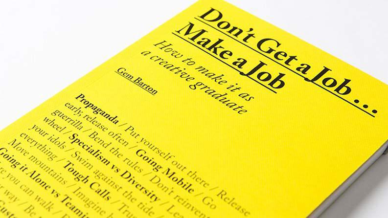 Best graphic design tools for April: Don't Get a Job