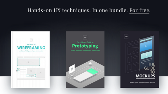 Free UX design ebooks