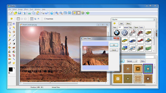 PhoXo free photo editors