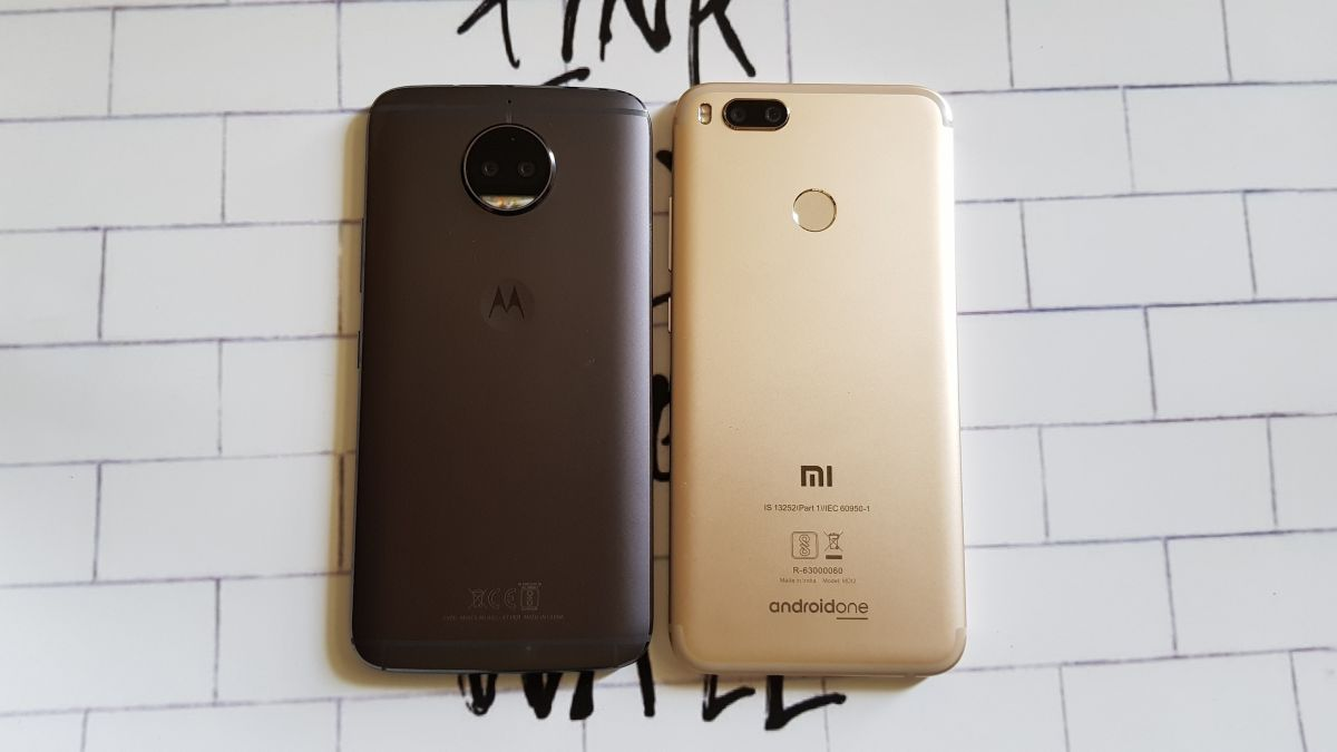 Xiaomi Mi A1 vs Moto G5S Plus: Which stock Android phone to buy?