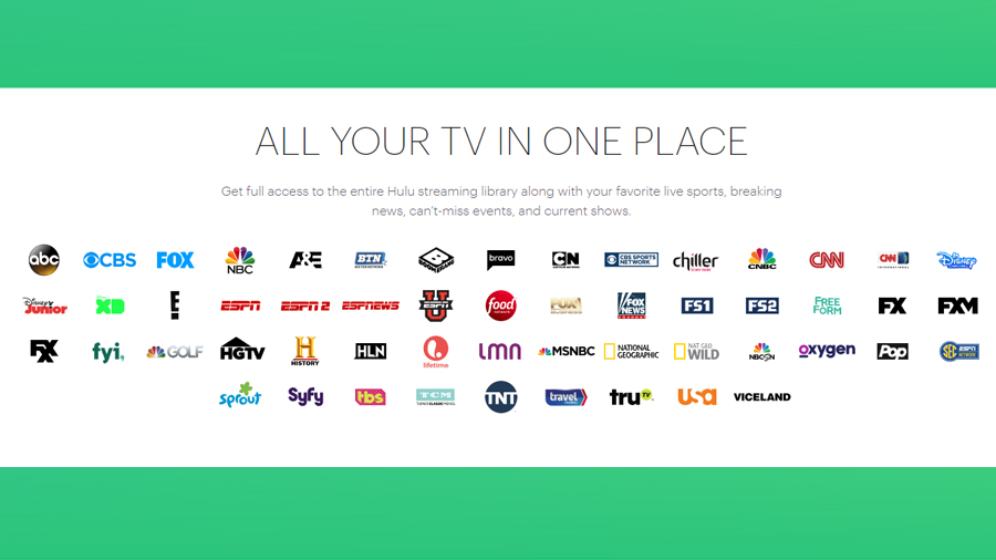 Hulu S Live Tv Service Is Here To Take On Cable And