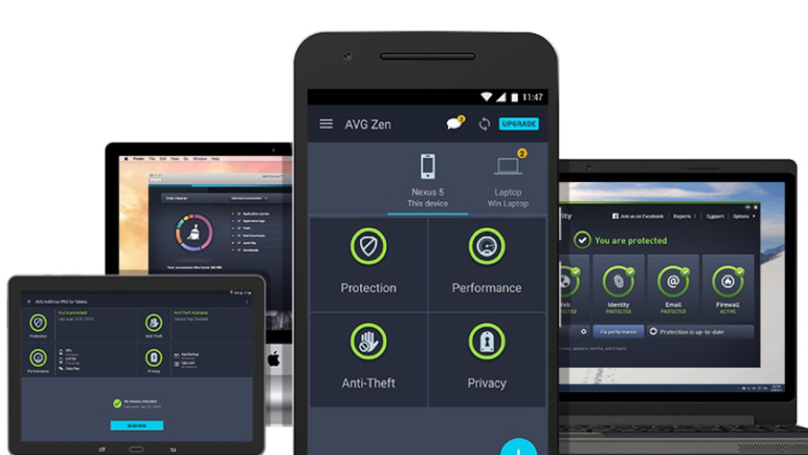 AVG Ultimate offers good protection and speedy malware scanning