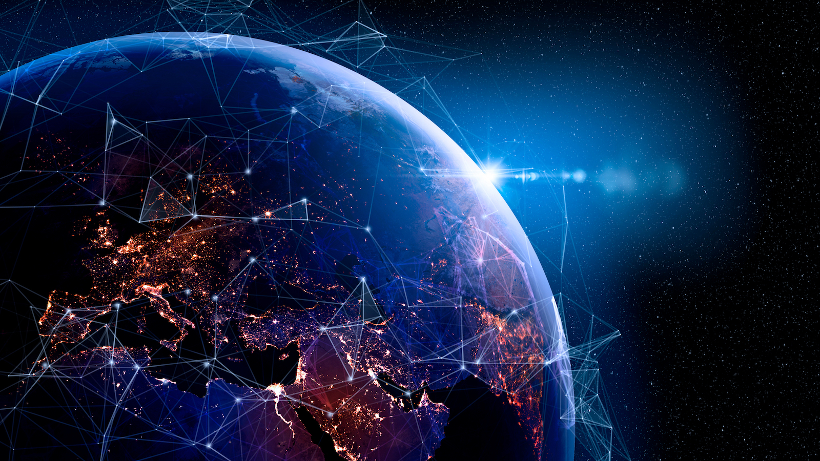 Half the atoms in the planet could be digital data by 2245