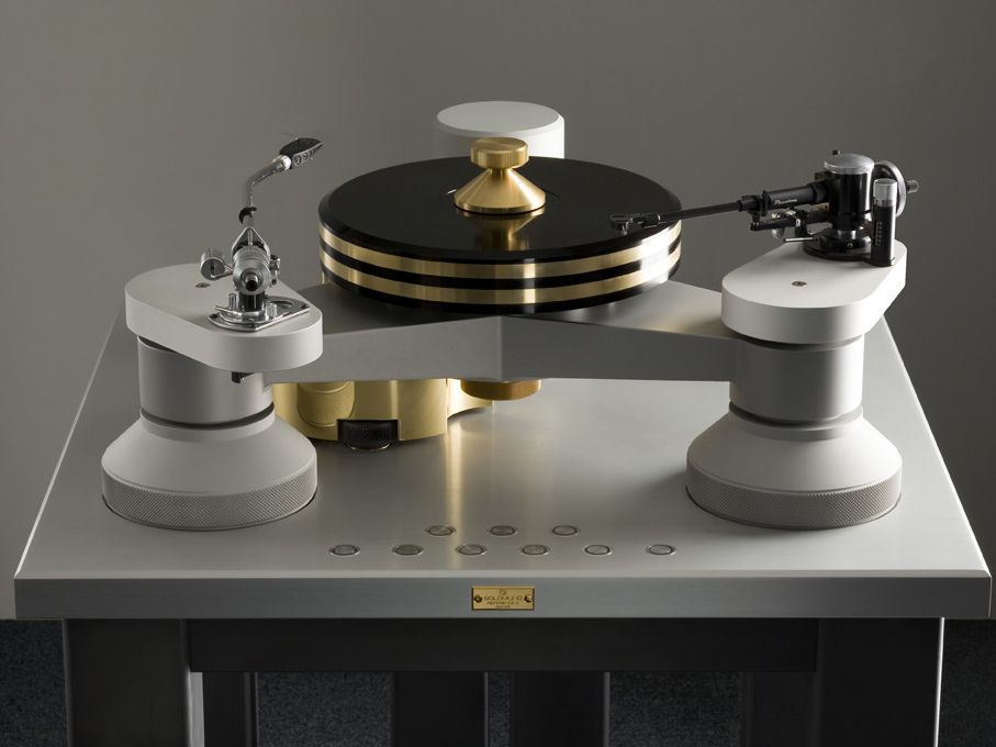 10 Super Cool Turntables To Satisfy Your Vinyl Lust Going