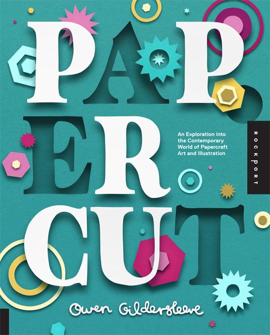paper cut book