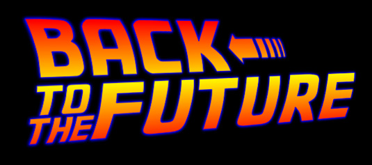 CSS3 images: Back to the Future logo