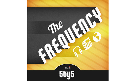 Web design podcasts: The Frequency