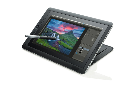 First look at Wacom's new Cintiq 27QHD and Companion 2
