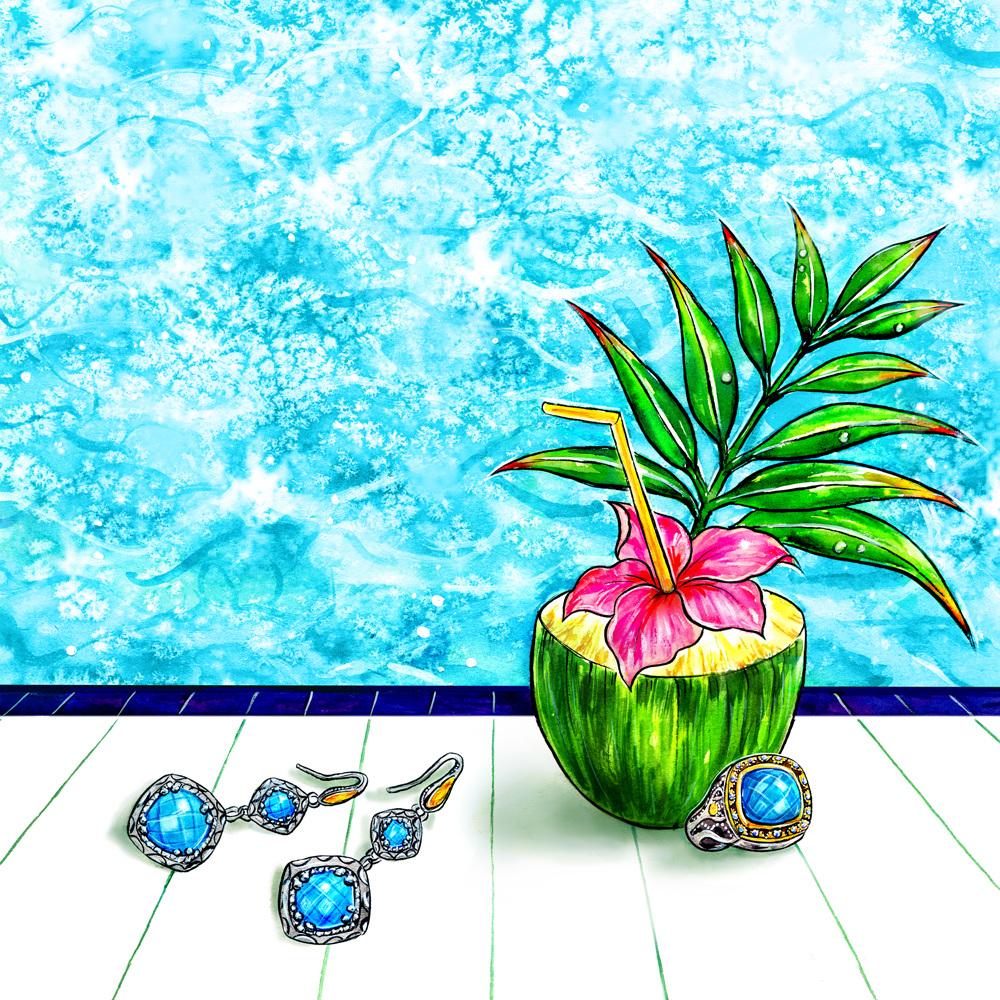 sunny gu illustrations