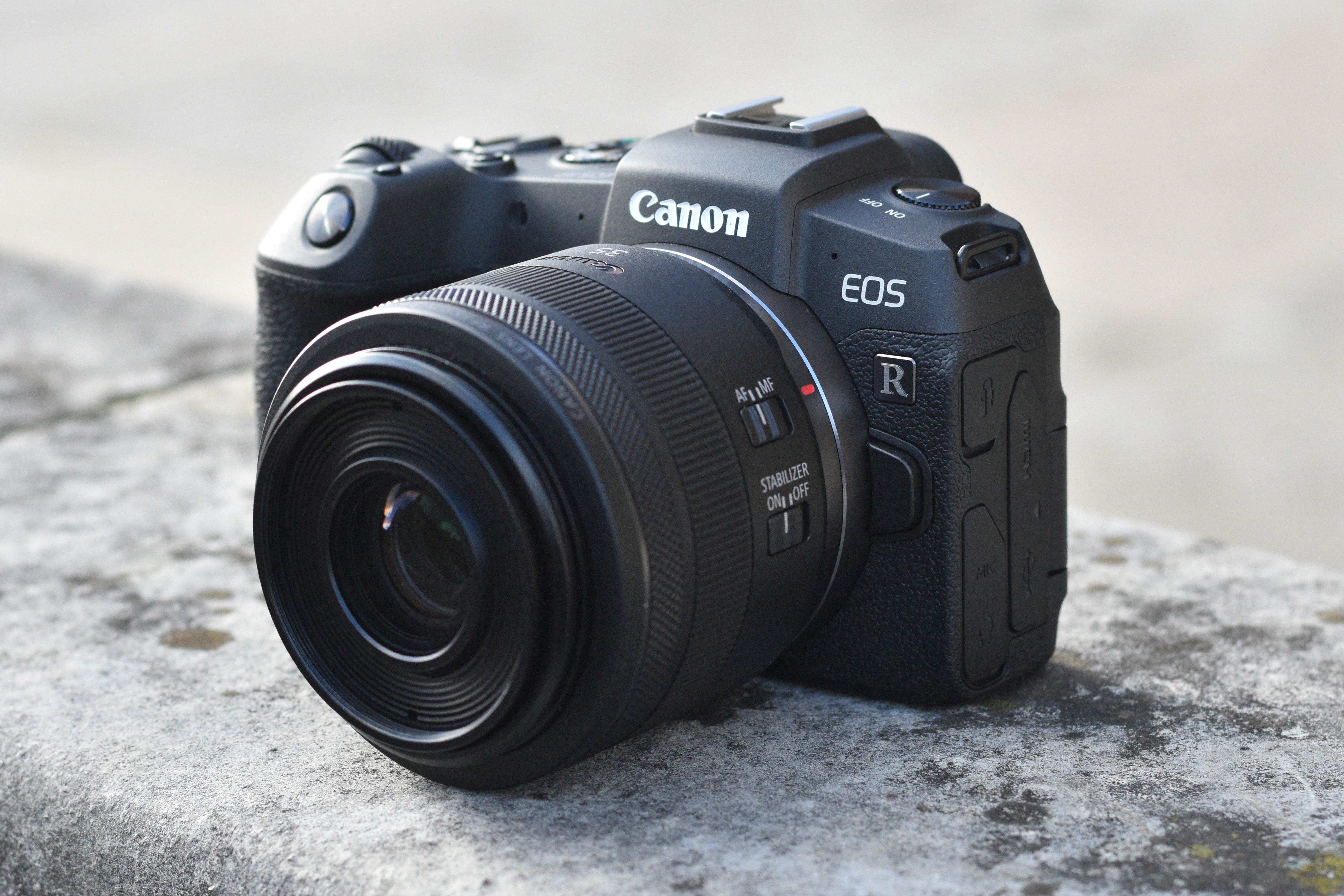 Best camera: Canon EOS RP