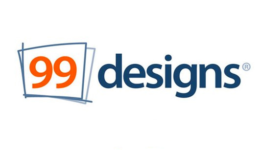 99designs old logo