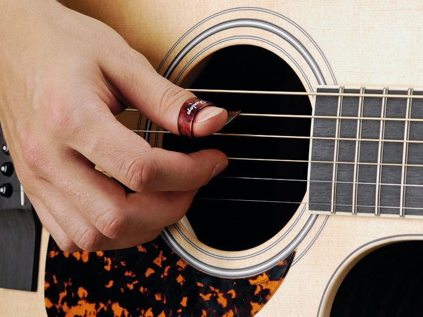 acoustic guitar lessons open d minor tuning musicradar. Black Bedroom Furniture Sets. Home Design Ideas