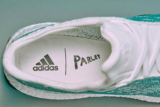 Adidas plastic shoe