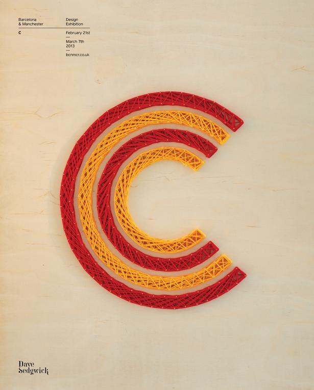 Dave Sedgwick's letter 'C'