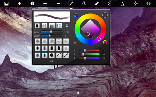 Best Android apps: Sketchbook Pro