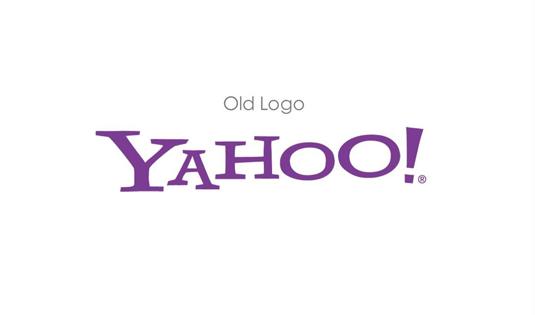 Yahoo!'s current logo