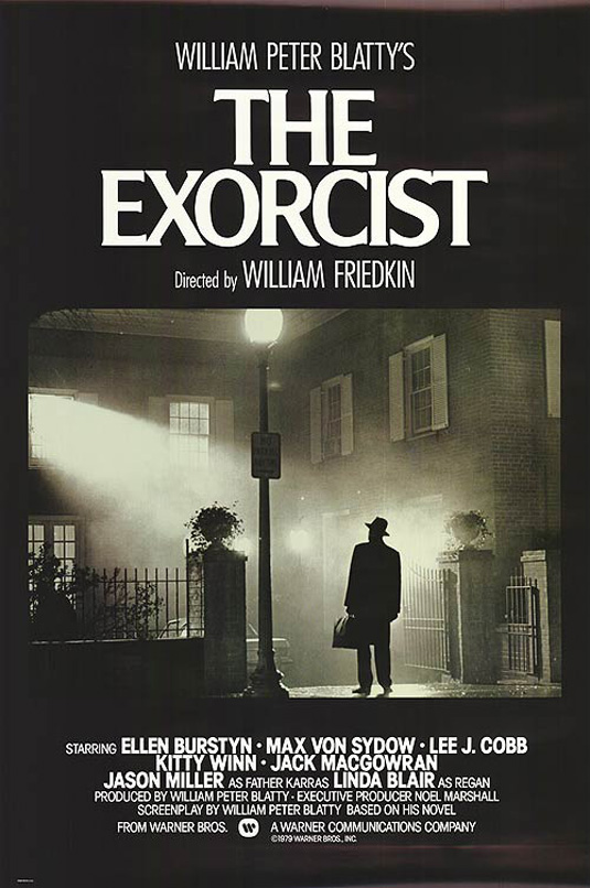 Movie posters: Exorcist