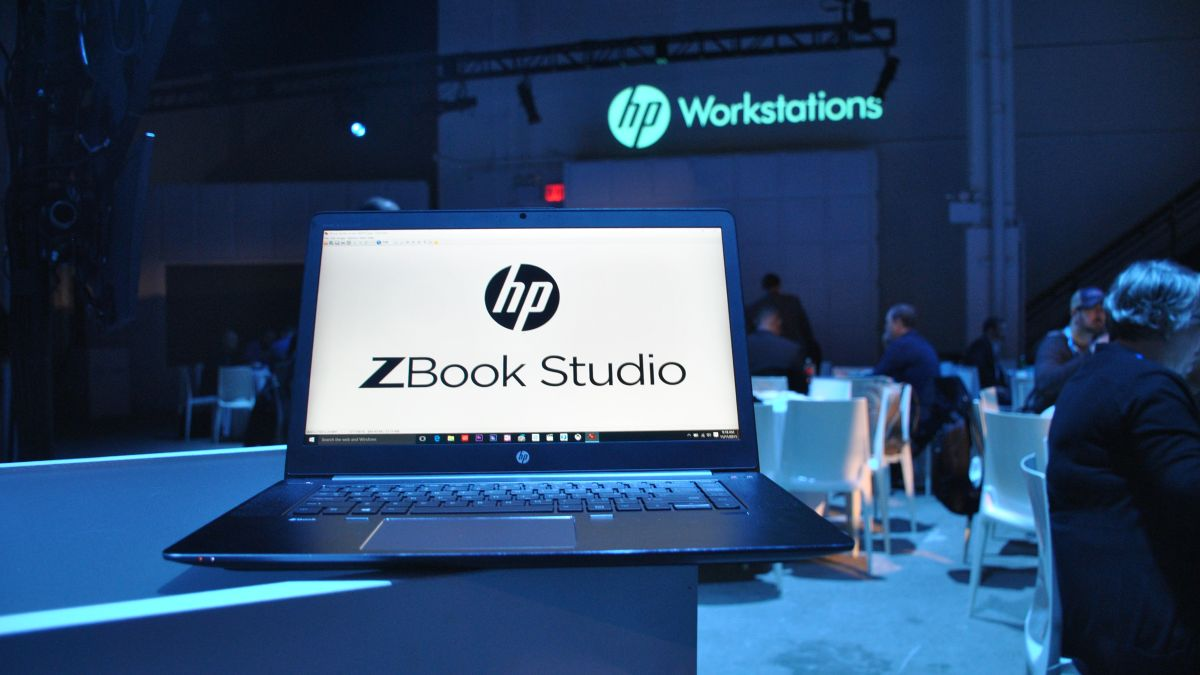 HP ZBook Studio G3 review: Specifications and performance | TechRadar