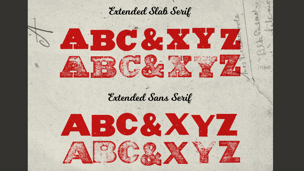 10 best new graphic design tools for July: woodtype