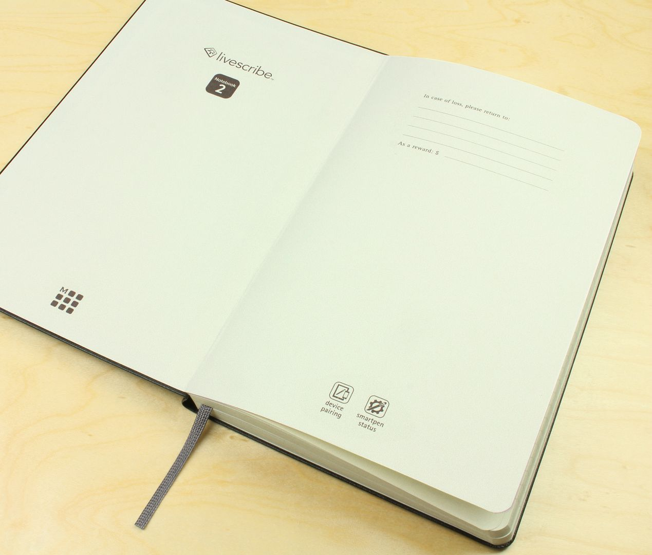 new Moleskine notebooks
