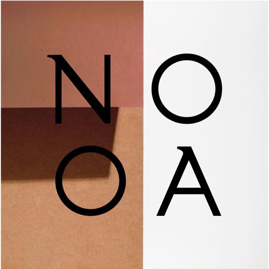 Free font: NOOA