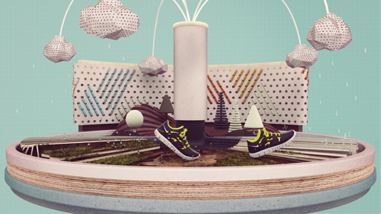 Branding campaigns: Nike's Reuse-a-Shoe