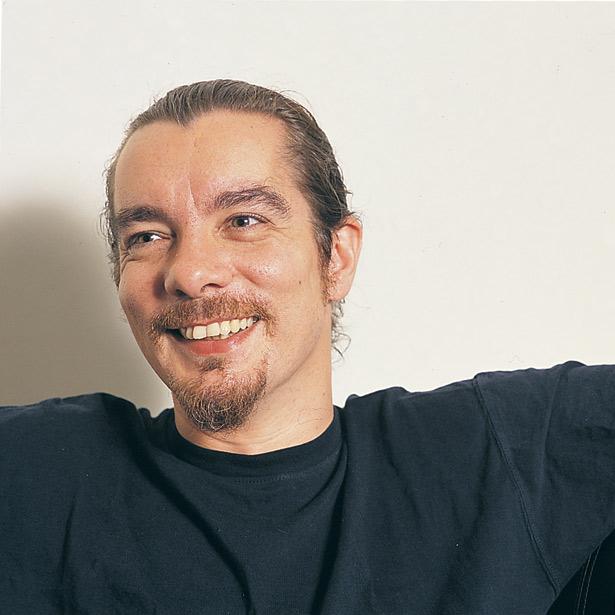 Neville Brody in 1995