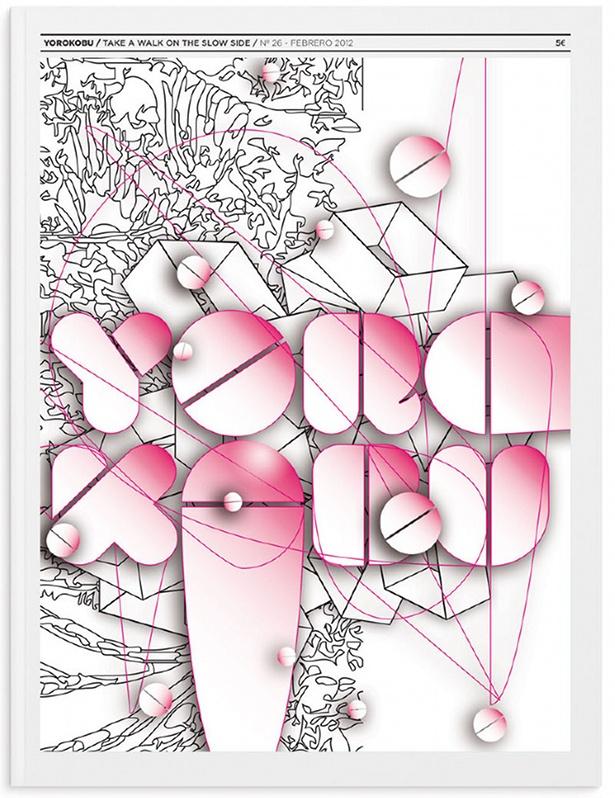 A.Prez - Yorokobu Cover Contest