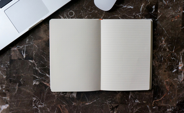 Code&Quill notepads