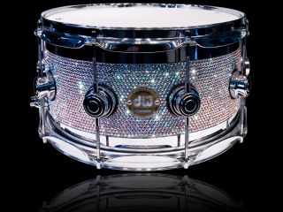 DW Collector s Series drums but shinier