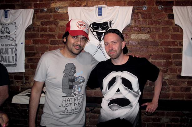 Jeremyville and Jesse Auersalo