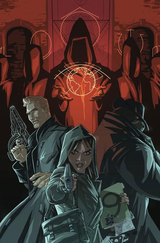 Cryptocracy Dark Horse Comics