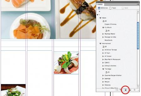 prepare page generate index