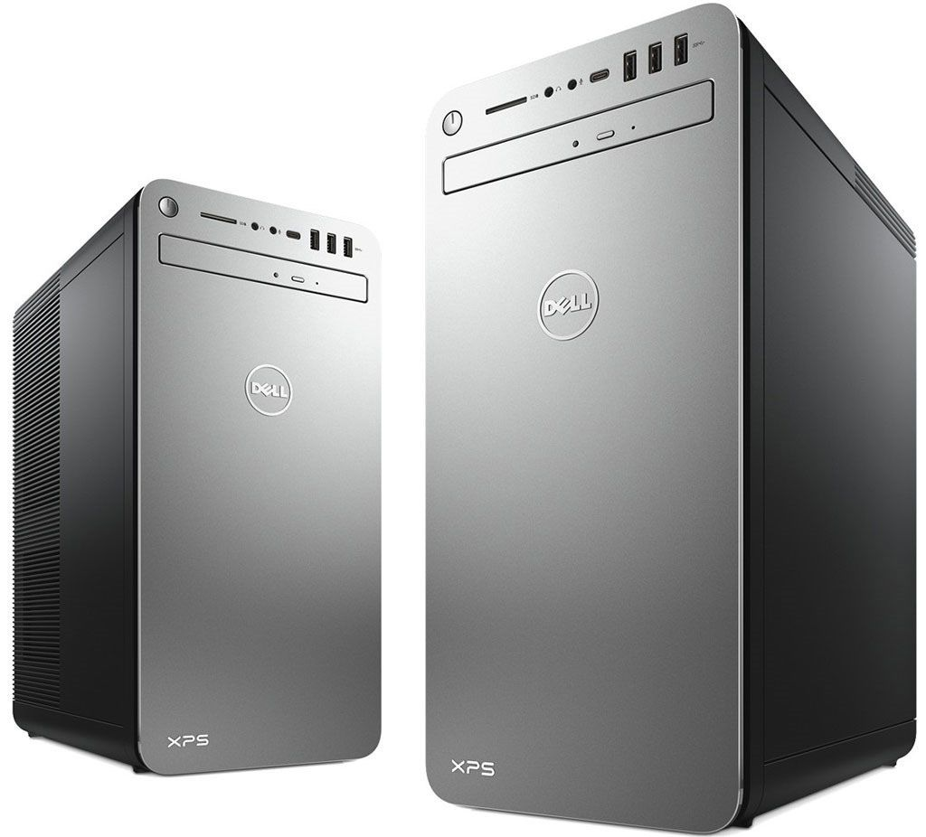 Get a Dell XPS desktop with a Core i5-8400 and GeForce GTX 1050 Ti for $900