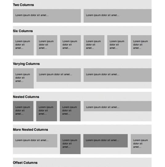 Create Flexible Grids Using Sass Creative Bloq