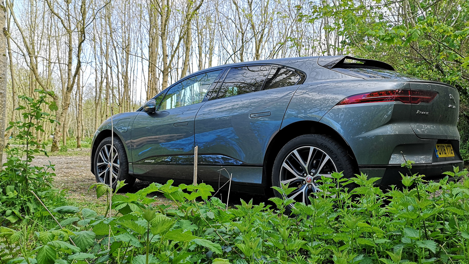 Jaguar I-PACE: pushed Lands End 2icC9AZFyWd3LmFvYm5j