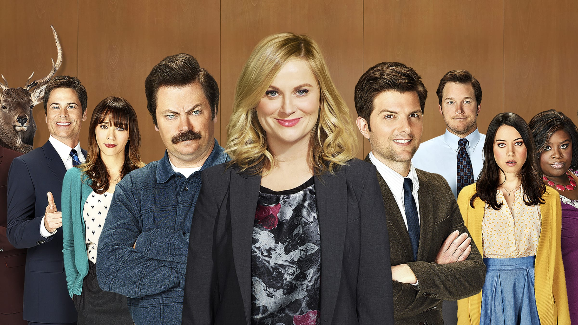 watch parks and rec special online