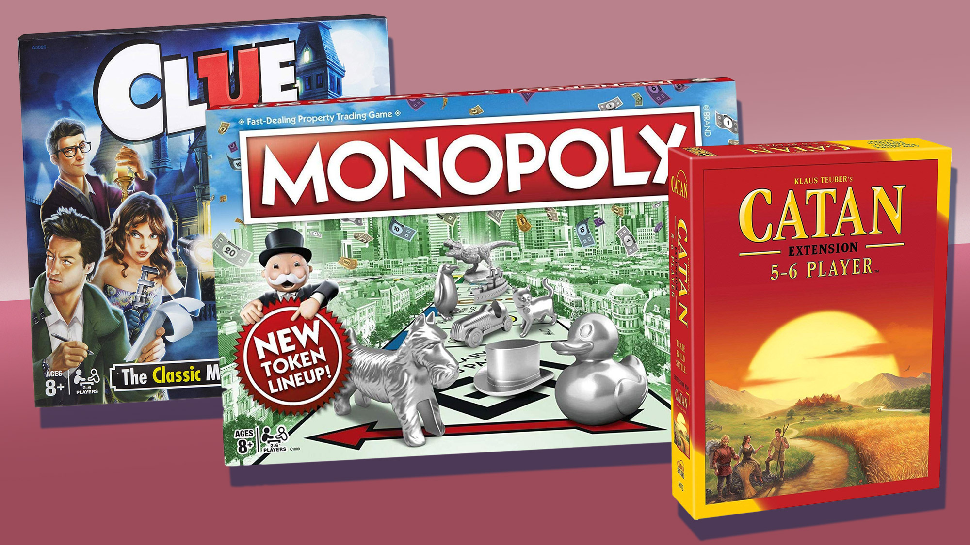Best board games 2020: our pick of the top games to lose yourself in