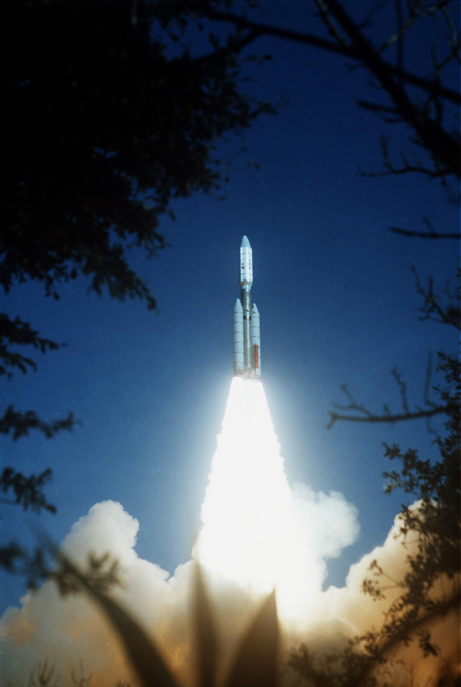 On This Day in Space! Aug. 20, 1977: Voyager 2 Launches to the Outer Planets