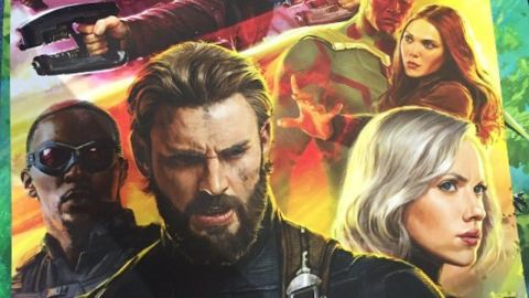Avengers: Infinity War's latest posters are out. See photos