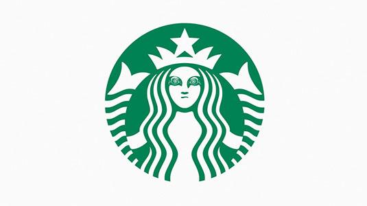 Affected logos - Starbucks