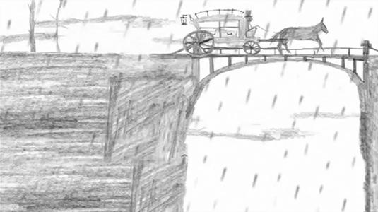 Junk short animation