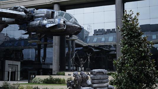 Starcraft trailer