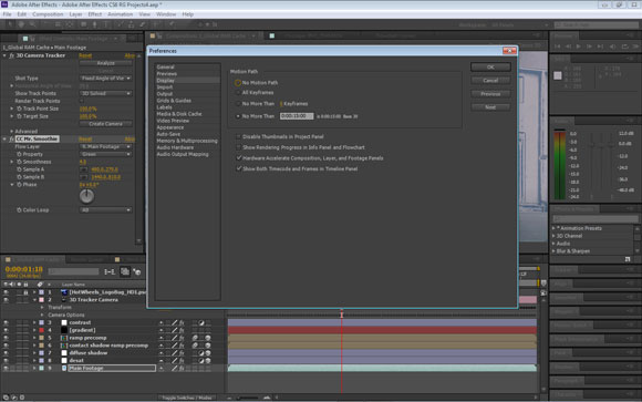 OpenGL in After Effects CS6