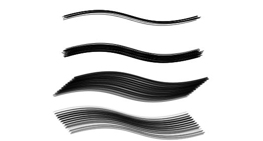 Photoshop custom brushes